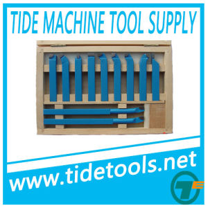 Carbide Tipped Turning and Cutting Tools Set