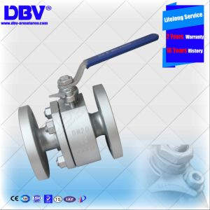 Industrial Flanged Ball Valve