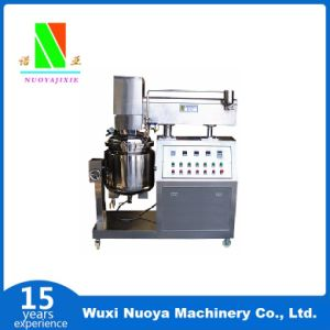 Customizable and Efficient High Sheer Vacuum Cream Emulsifying Machine pictures & photos
