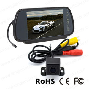 Mirror Backup Camera Monitor System with Car Camera