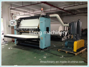 V Fold Interfold Embossed Facial Tissue Machine