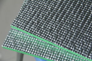 Flame Retardant/Insulation XPE Foam with Aluminum Foil