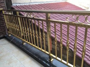 Stainless Steel Staircase Railing Price in India pictures & photos