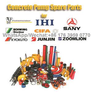 China Putzmeister Schwing Concrete Pump Spare Parts / Concrete Pump