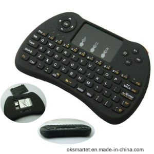 13d4d357143 China 2.4G Wireless Fly Mouse Keyboard H9 Mini Wireless Keyboard for ...