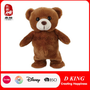 Custom Animal Plush Toy Teddy Bear Doll with Bank Power