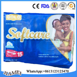 Ghana Softcare Quick Absorbent Baby Diaper with Soft Surface pictures & photos