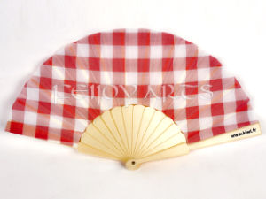 2013popular Promotional Plastic Fans
