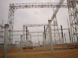 ISO Electrical Substation Transformer Substation