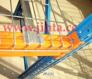 Heavy Duty Storage Rack Use Metal Mesh Decking (JT-C13) pictures & photos