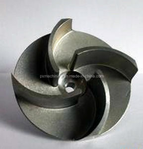 Iron Casting-Investment Casting-Precision Casting Impeller
