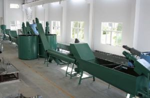 Pet Bottle/ Flakes Washing Line/Recycling Line pictures & photos