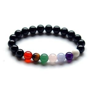 Semi Precious Gemstone Natural Crystal Jewelry Bracelet pictures & photos