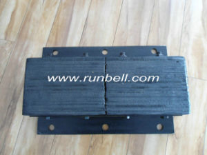 Laminated Rubber Dock Bumper