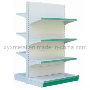Heavy Duty Flat Backboard Supermarket Shelving pictures & photos