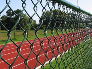 High Quality Stadium Chain Link Fence Net in Competitive Price pictures & photos