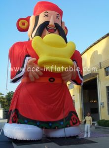 Inflatable God of Fortune (ACE15-01)