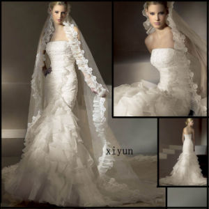 Hot Laced Wedding Gown (Yan-84)
