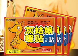 Pads Body Warmer Sticker Heat Patch Relieve Dysmenorrhea Keep Warm Paste