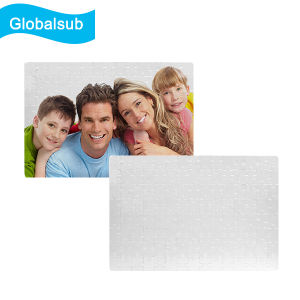 Cheap Printable Blank Puzzle for Family Photo Printing A4 Size