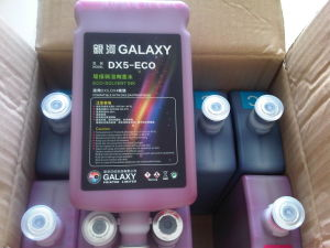 Galaxy Eco Solvent Ink (DX4/DX5/DX7) pictures & photos