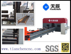 3 D CNC Drilling Machine for Beam Bar pictures & photos