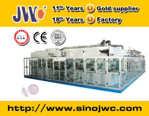 Disposable Breast Pad Making Machine Jwc-Rd-Sv pictures & photos