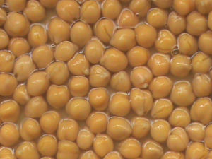 Cannd Food--Chick Peas