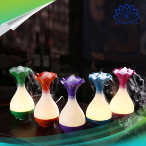 Ultrasonic Essential Oil Aroma Diffuser LED Humidifier Aromatherapy Air Purifier