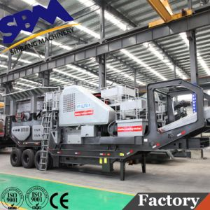50tph-500tph Mobile Jaw Crusher Portable Crushing Equipment Price