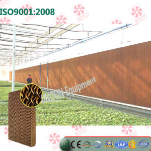 Energy Saving Cooling Pad for Greenhouse