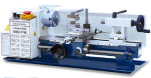 Variable Speed of Micro Lathe Machine (Mini Bench Lathe CJ0618) pictures & photos