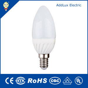 E14 E27 B22 E26 3W Bulb Light Lamp LED Candle pictures & photos