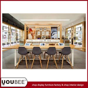 Besopke Display Fixtures/Showcase/Cabinets For Eyewear/Sunglass Shop  Interior Design