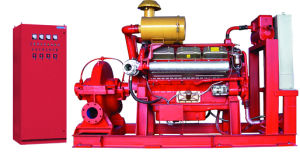 UL List Fire Fighting Emergency Pump with Diesel Engine (XBC-SLOW80) pictures & photos