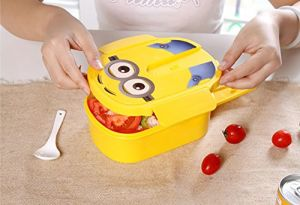 Gtx Kids Cute Lunch Box The Minion Bento Lunch Container Food Box pictures & photos
