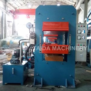 Rubber Molded Drum Gasket Plate Vulcanizing Press Machine Curing Vulcanizer Xlb-D1000X1000mm pictures & photos