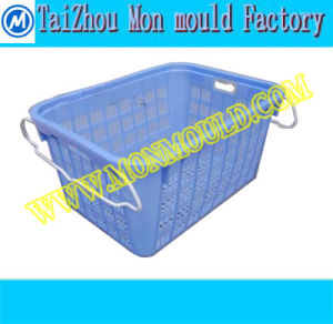 Plastic Fruit Turnover Crate Mould