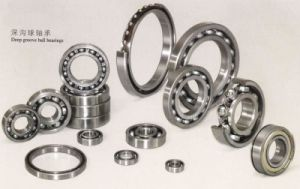 High-Quality Deep Groove Ball Bearing