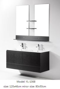 Sanitary Ware Modern Bathroom Furniture with Mirror
