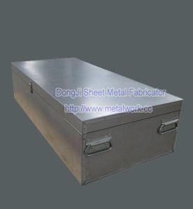 Costomized Galvanized Steel Storage Box