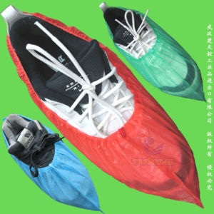 Disposable Surgical Shoe Cover pictures & photos