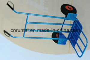 Garden Metal Hand Cart Factory Price Hand Trolley pictures & photos