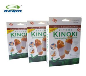Kinoki Foot Patch Detox CE Certificate