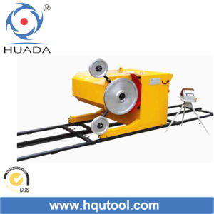 Diamond Wire Saw Machine for Stone Quarry pictures & photos