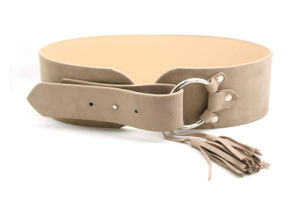 Hight Quality Lady ′s Waist Belt Ky6130 pictures & photos