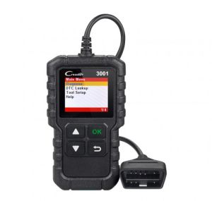 Original Launch Creader 3001 Obdii / Eobd Code Scanner Support Languages Same as Al419 pictures & photos