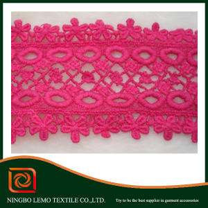 African Guipure Lace Fabric /Chemical Lace pictures & photos