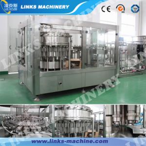 A to Z Small Carbonated Drink Filling Machine pictures & photos
