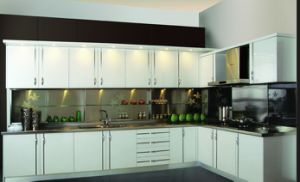 Stainless Steel Kitchen Cabinet #20130531 pictures & photos